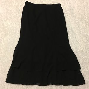 Adrianna Papell Evening Essentials maxi skirt